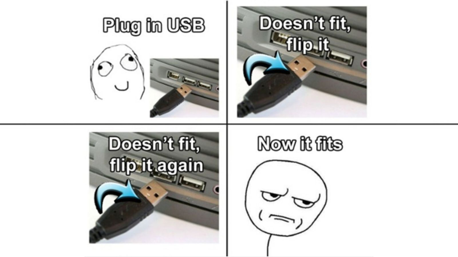 USB charging problems