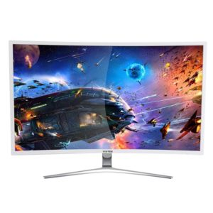 Viotek NB32C 32 inch Curved LED Monitor