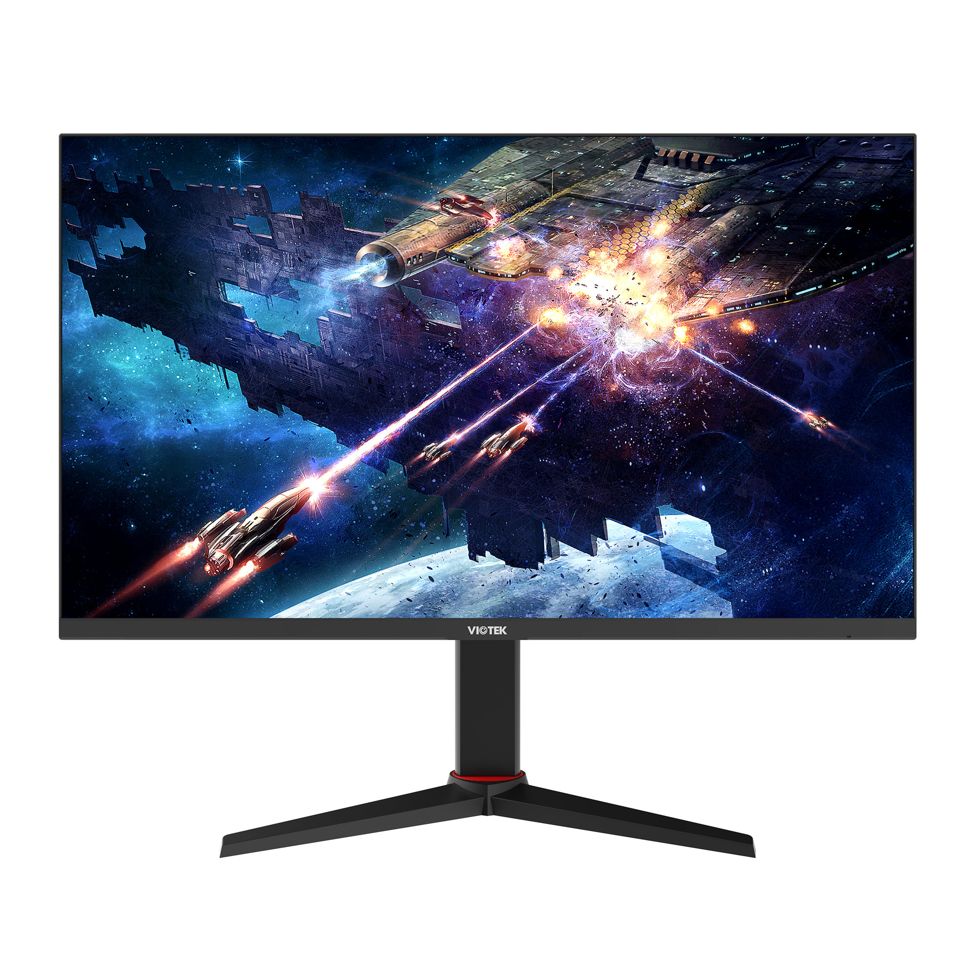 "GFT27CXB 27"" 240Hz Gaming Monitor — 1MS, FHD, FreeSync, G-Sync Ready 