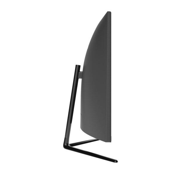 "Viotek GNV27DB - 27"" 2K Curved 144Hz Gaming Monitor — QHD 1440P Monitor, Deep 1500R Curve & LFC Adaptive Sync (VESA)"