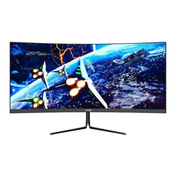 "GNV29CB 29"" Ultrawide Curved Gaming Monitor — 120Hz, FHD, 21:9 