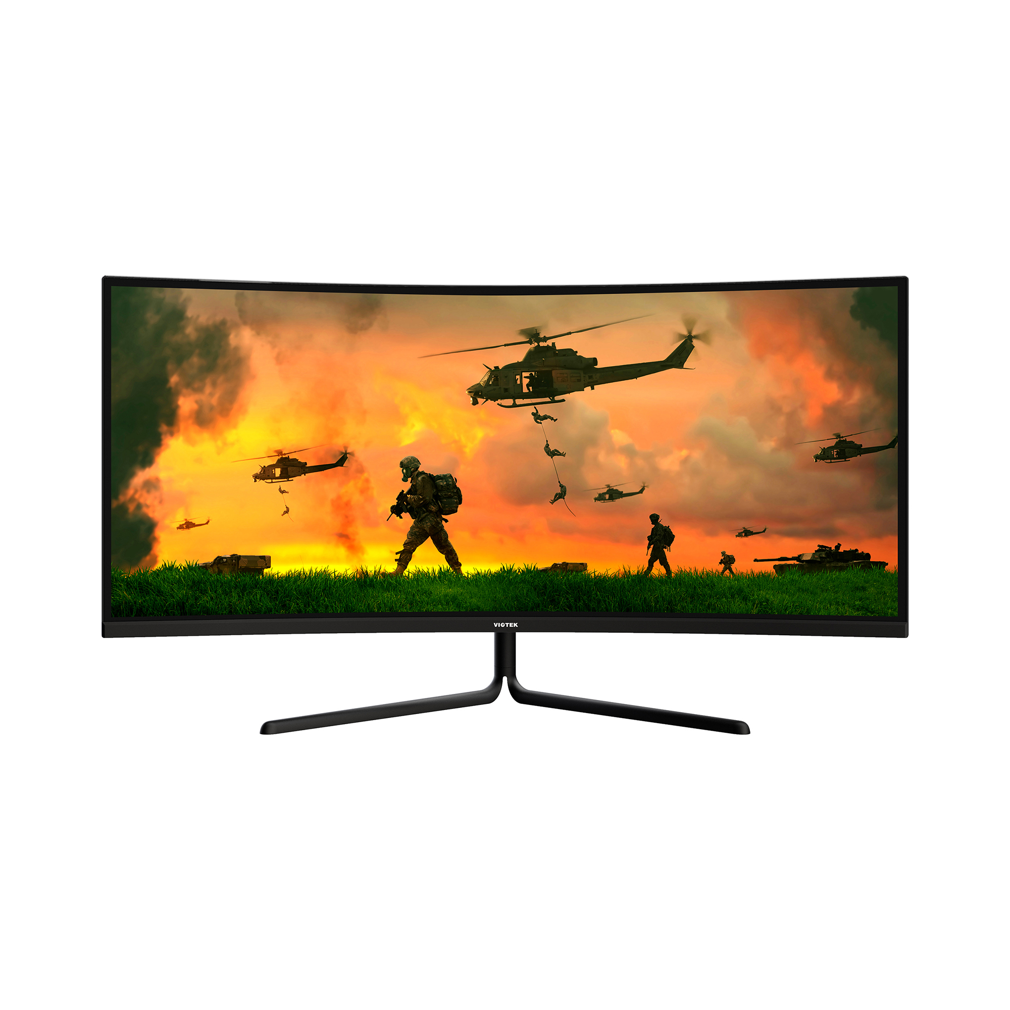 "GNV34DB 34"" Ultrawide QHD Curved Gaming Monitor"