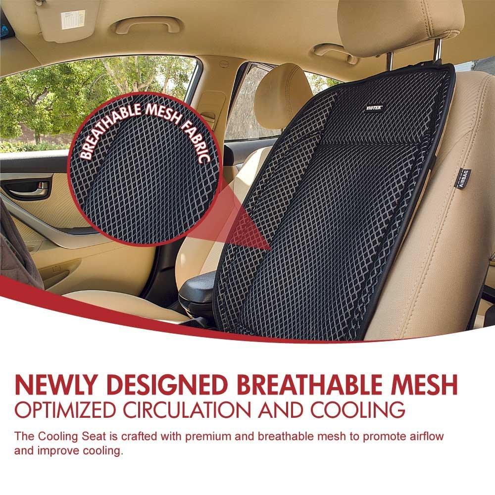 viotek 5 level cooling office car seat cover ac car adapter remote viotek. Black Bedroom Furniture Sets. Home Design Ideas