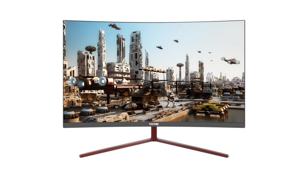 Product image of GN27CB 27-Inch Gaming Monitor. Click to be taken to the product page on Viotek.com