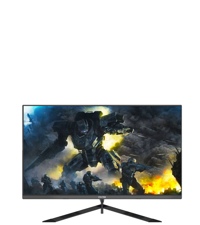 "VIOTEK GFT27DB 27"" WQHD Gaming Monitor w/ Speaker & FreeSync — 144Hz 1ms  Works With GSYNC (Free Shipping)"