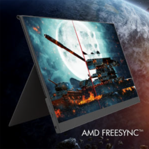 LinQ Portable Monitor with AMD with FreeSync