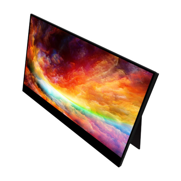 LinQ portable 16-inch touchscreen monitor by Viotek