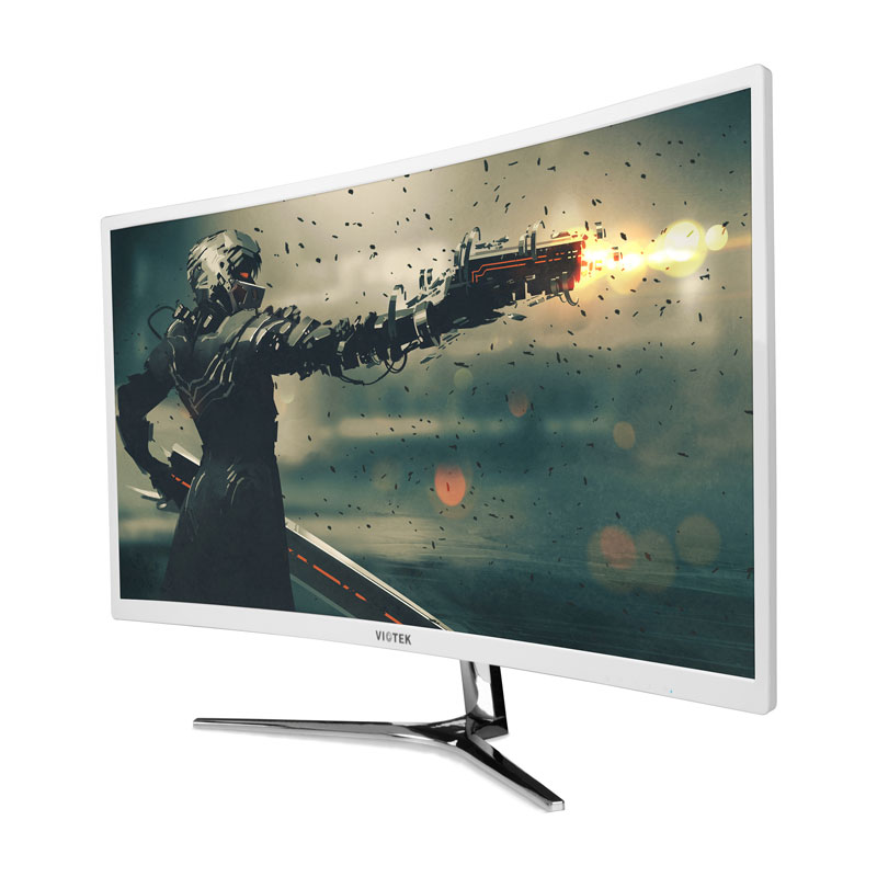 "Curved Ultrawide Monitor: VIOTEK GN34C 34"" 3440 X 1440 100Hz"